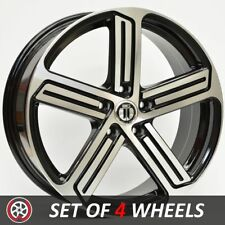 18 Inch R-SPEC Wheels Rims for VW Golf GTI R R32 Mk5 Mk6 Mk7 Jetta Passat Caddy