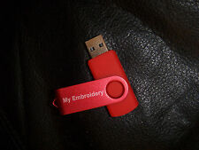 PES-200 designs on  MEMORY STICK!  ~it's a Baby Girl/ tots collection to 5x7 #OU