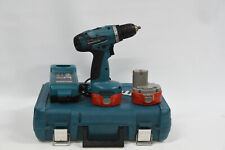 MAKITA 6281D 14.4V Ni-Mh Cordles With 2 Batteries and Charger & Case