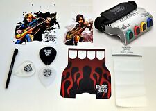 NEW DS-Lite Guitar Hero On Tour GRIP + ACCESSORY KIT Set Stylus Pick Skin band