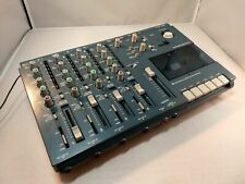TASCAM Portastudio 414MKII 4-Track Cassette Recorder with Power Adapter and Tape