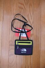 Supreme The North Face Expedition Travel Wallet New Box Logo