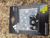 Adidas World cup football boot SG Replacement studs New Metal Tipped