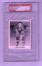 1965 Coca-Cola Detroit Red Wings  Norm Ullman - PSA 5 - Nice !
