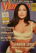 Clippings cuttings - JENNIFER LOPEZ #N-0063 - 11 pages 3 covers