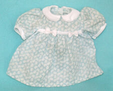 2000 Playmates Amazing Babies Doll Bunny Dress in Blue