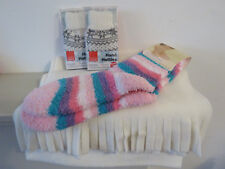 Winter Warmers - Soft Touch Scarf, Reusable Hand Hotties & Striped Snuggle Socks