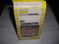 KIT CARBURATORE COMPLETO FIAT 132GL 1,6-1,8 RIF.2033