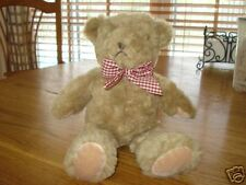 Manhattan Toy Bear Gymboree RARE 2000 collectible