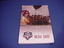 2010 Philadelphia Phillies Baseball Media Guide