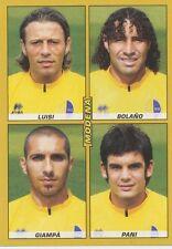 N°569 LUISI BOLANO GIAMPA # MODENA.FC STICKER FIGURINA PANINI CALCIATORI 2008