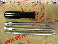 Honda CB 750 Four K0 - K6  Schraubenzieher Set und Griff für Bordwerkzeug