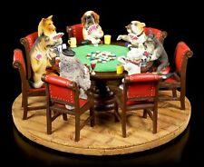 perros Jugar Poker - Figura Deco Divertido pokernde perros