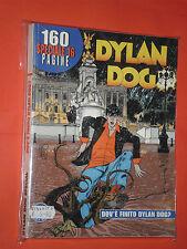 DYLAN DOG-SPECIALE-  N°16-  dov'e' finito dylan dog?-  1°EDIZIONE BONELLI