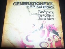 Generationext: The House2Hard Theory Mixed By Dr Willis Scott Alert CD – New