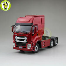 1/32 Isuzu GIGA VC61 Truck Trailer Diecast Car Model kids Boy girl gift toys red