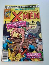 Amazing Adventures The Original X-Men #12 Marvel Nov 1980