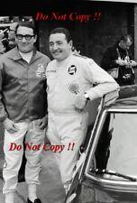 Paddy Hopkirk & Andrew siepi MGC SEBRING 12 H 1968 foto 1