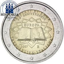 Bi-Metall Münzen aus Italien nach Euro-Einführung