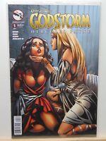 Godstorm #5  Cover C Grimm Fairy Tales Zenescope Variant Comics  CB6221