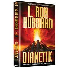 Dianetik - der Leitfaden für den menschl. Verstand- L.Ron Hubbard , geb. Ausgabe