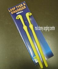 Preston Easy Loop Tyer & Disgorger Combo Small Yellow