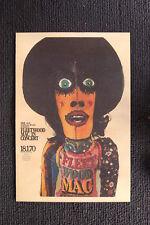 Fleetwood Mac Tour Poster 1970 Munich Germany
