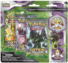 Pokemon TCG: Mega Alakazam and Zygarde 3 Pack Pin Blister (Alakazam Pin)