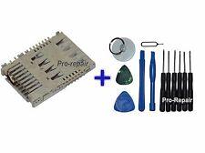 OEM Micro SIM Card Reader Slot Socket Holder For LG G3 Mini G pro 2 D838+12 Tool