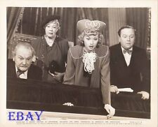 Lucille Ball  VINTAGE Photo A Girl A Guy And A Gob