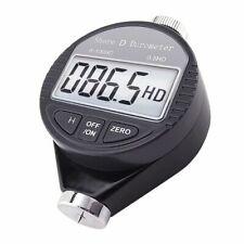 Digital Durometer Shore D Hardness Tester - Hard Rubber / Plastic 0-100HD