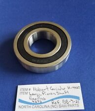 Large Pinion Shaft Bearing For Hobart Mixer Grinder Model 4246 Ref. Bb-7-21