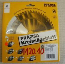 HM-Sägeblatt Handkreissäge, Marke Präzisa D-150 mm, B-16 mm, Z-12 FZ