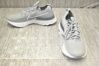 Nike React Infinity Run Flyknit CD4371-003 Running Shoes, Men's Size 11.5, Gray