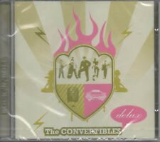 The Convertibles Delux CD NUOVO ROCK 'N ROLL Little Sister Hound Dog Bad Cat