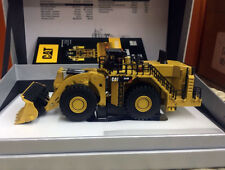 NEW!! Caterpillar Cat 994K Wheel Loader Elite 1:125 By DieCast Masters DM85535