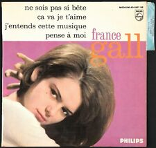 FRANCE GALL - 1963 France EP 45 tours Philips 434.807 BE