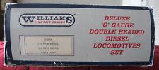 Williams Electric Train - CSX SD-45 Diesel A-A W/Sound - WAL # 732007