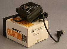 Contax 645 D24 QLTTL Adapter Flash T2D T4D X2D X4D In original case