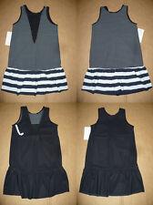 Lululemon BOTH WAYS DRESS size 6 NWT Reversible 4-in-1 Loose Fit Black White