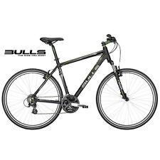 Crossbike Bulls Cross Bike 1 Shimano 24G black green 44 cm Aluminium 2014