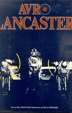 LANCASTER HBDJ WW2 AVRO RAF BOMBER COMMAND DAMBUSTERS TALL BOY WATANABE