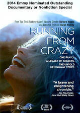 Running From Crazy DVD, Mariel Hemingway, Barbara Kopple