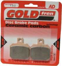 Goldfren Brake Pads Rear For Yamaha X-MAX 125 R 1B9/ See YP 125 R 2006-2009