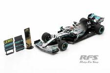 Mercedes-AMG F1 W10 Lewis Hamilton Formel 1 USA World Champion 2019 1:43 Spark