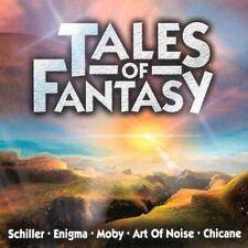 Valle of Fantasy (2001) Schiller con heppner, Mandalay, chicane, ENIG [doble-CD]