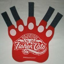 New Hampshire Fisher Cats Foam Hand Claw Paw MILB Minor League Baseball