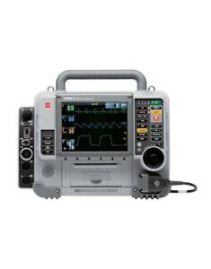 Lifepak 15 Version 2 Pacing 12-Lead Monitor ECG SpO2, NIBP w/ accessories
