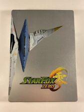 Star Fox Zero Steelbook Edition No Game Wii U VGC PAL
