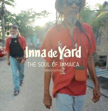 INNA DE YARD - THE SOUL OF JAMAICA (BONUS EDITION) + 4 BONUS TRACKS  CD NEW!